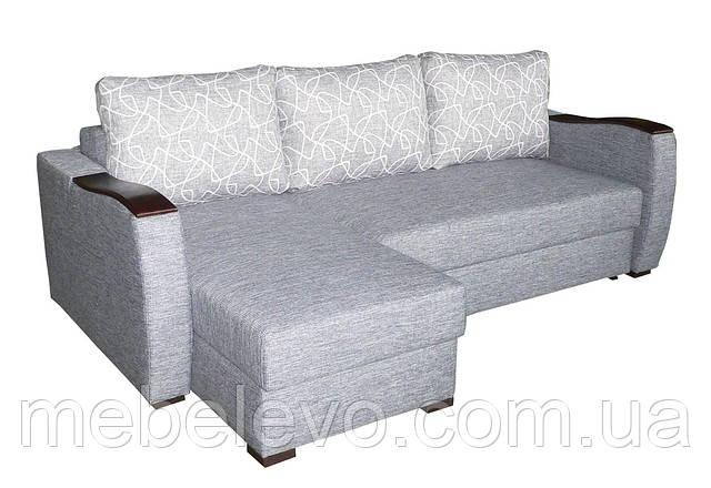 Угловой диван Golf / Гольф 14 720х2340х1515мм    Давидос Modern line - Mebel Evolution в Днепре