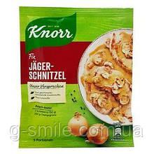 Приправа Knorr fix охотничий шницель