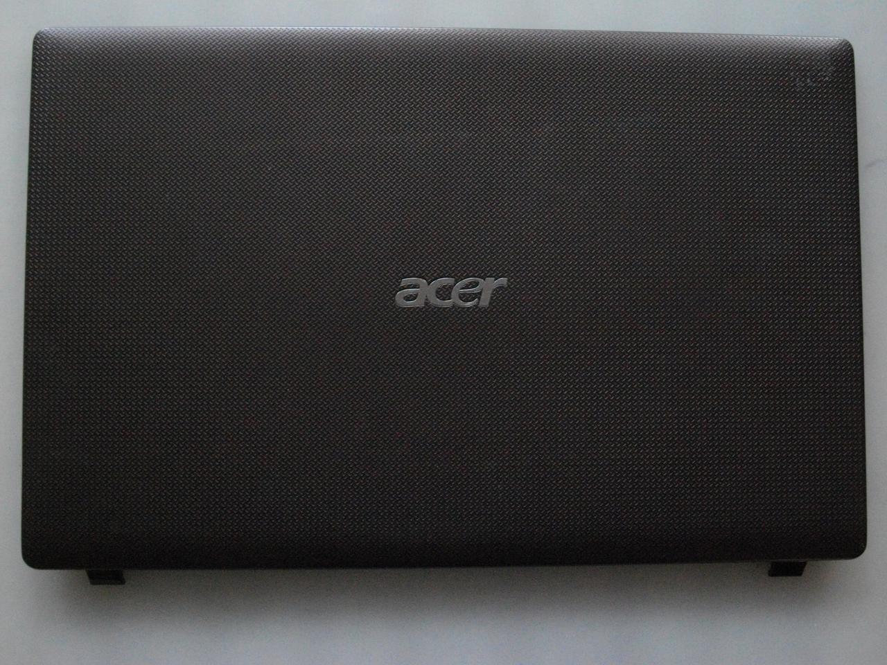 Корпус Кришка матриці Acer Aspire 5742G, 5742, PEW71, 5251, 5551, 5741, бо 5742
