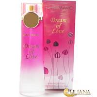 Туалетная вода JM  Dream of Love 100ml