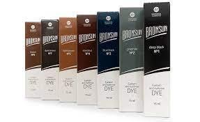 Bronsun - фарба для брів