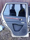 Дверь задняя левая Hyundai Santa Fe II 2006-2010г.в. X2 вмятина, фото 2