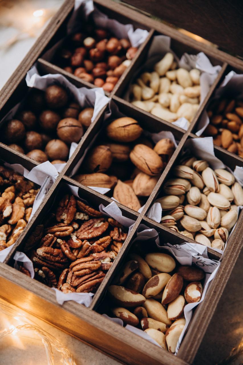 Подарочный набор The Spicebox / Ореховый (Nuts Pro Max)