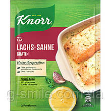 Knorr Fix  Приправа крем с лососем