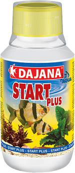 Средство для подготовки воды в аквариуме (стартер) Dajana Start Plus 100 мл