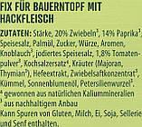 Knorr Fix Bauern-Topf mit Hackfleisch, фото 2