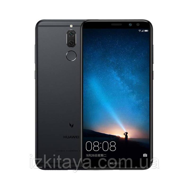 Смартфон Huawei Mate 10 Lite 4/64Gb black + стартовый пакет Sweet TV в подарок