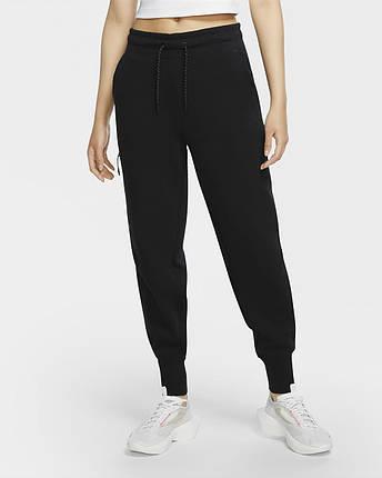 Штани жіночі спортивні Nike Sportswear Tech Fleece CW4292-010 Чорний, фото 2