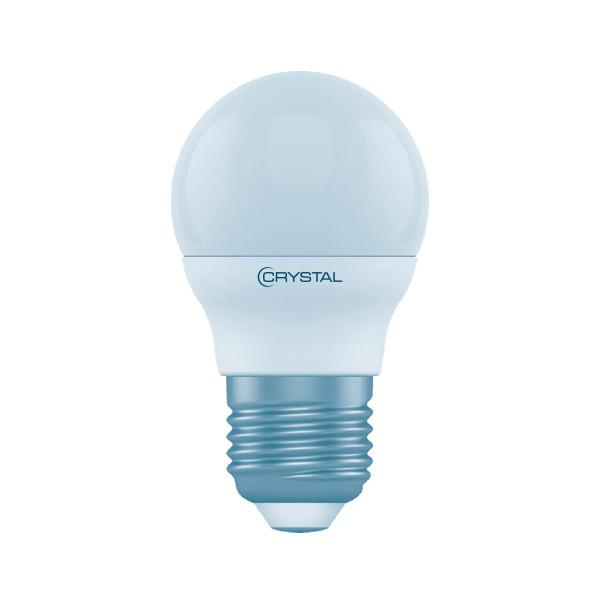 Лампа світлодіодна шар G45 4W PA Е27 4000KCRYSTAL_GOLD