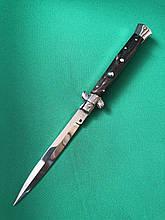 Купить Нож Итальянский автоматический стилет Frank Beltrame Classic 2.0 28см рог буйвола bayonet