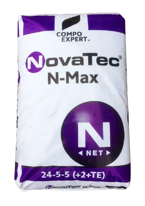 Добриво Нова Тек N-max, НВК 24-5-5+МЕ (25 кг), COMPO EXPERT