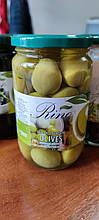 Оливки гигант с косточкой (600г) TM Rino (Египет)