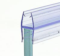 Соединитель стекла душевой кабины ( ФС03Д ) Н - образный