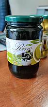 Оливки черные (маслины) гигант с косточкой (600г) TM Rino (Египет)