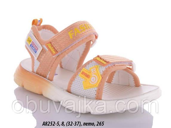 Летняя обувь оптом Босоножки  для девочки от производителя GFB (рр 32-37), фото 2
