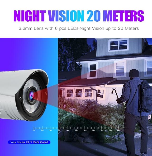 Наружная камера Wanscam K22 wi-fi IP 1080p 2mp уличная камера