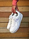 Кроссовки женская Nike Air Force 1'07Lv8 Ultra White, фото 2