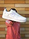 Кроссовки женская Nike Air Force 1'07Lv8 Ultra White, фото 3