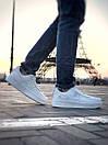 Кроссовки женская Nike Air Force 1'07Lv8 Ultra White, фото 4