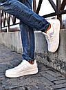 Кроссовки женская Nike Air Force 1'07Lv8 Ultra White, фото 8
