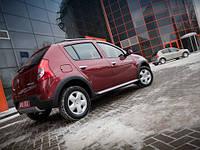 Двери  Б/у-новые Рено Сандеро (Renault Sandero Stepway)