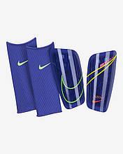 Щитки футбольные Nike Mercurial Lite SP2120-431 Синий