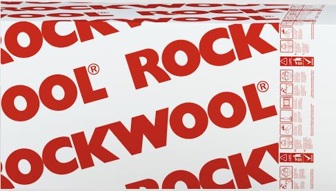 Мінеральна вата ROKMIN мін вата 1000x600x10 (6m) Rockwool