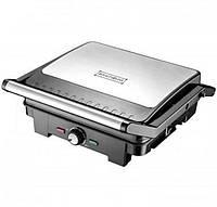 Гриль электрогриль прижимной контактный для жарки мяса и овощей 2200 Вт Royalty Line RL-PME2200.417.1