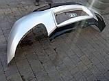 Бампер передний Hyundai Santa Fe II 2006-2010г.в.X2  под покраску , фото 10
