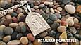 Серебряная православная ладанка Божья Матерь. Кулон весом 7.85 гр. 925 проба., фото 3