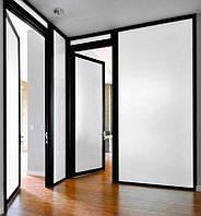 Дверь из умного стекла. Смарт дверь. Smart glass door.