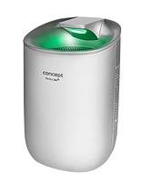 Бытовой осушитель воздуха с режимом сушки белья от плесени и влаги 23 Вт 600 мл Сoncept OV1100 Perfect Air