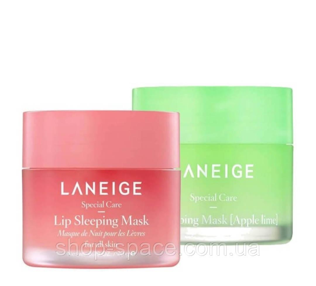 Ночная Маска Для Губ Laneige Lip Sleeping Mask Berry (20 г)