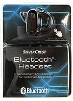 Блютуз гарнитура беспроводная Bluetooth SILVERCREST