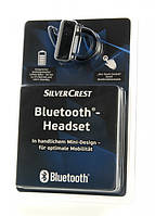 Блютуз гарнитура портативная Bluetooth SILVERCREST
