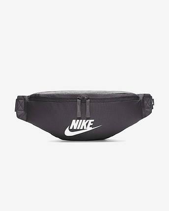 Сумка на пояс Nike Sportswear Heritage BA5750-082 Сірий, фото 2