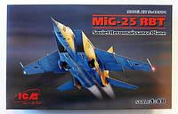 ICM 1/48 MiG-25 RBT Soviet Reconnaissance Plane