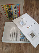 "Инкубатор "" Курочка Ряба ""  на 100 яиц ,механика, аналог.терморегулятор"
