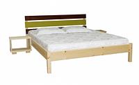 Кровать Л-248 (160х200) Скиф купить в Одессе, Украине, фото 1