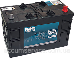 Акумулятор FIAMM CB110RST W NRGCUBE FLAT 0