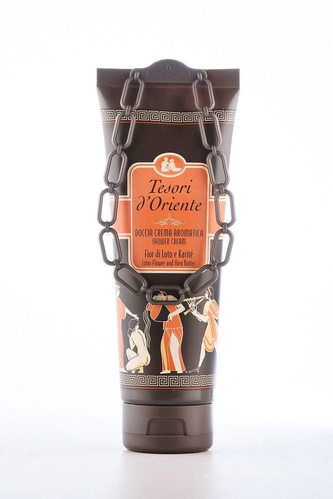 Tesori d'oriente Shower Cream Fior di Loto e Karite Крем-гель для душу (250 мл)