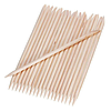 Апельсиновые палочки для маникюра 15 см (50шт)