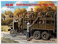 ICM 1/35 Soviet Motorized Infantry (1943-1945)