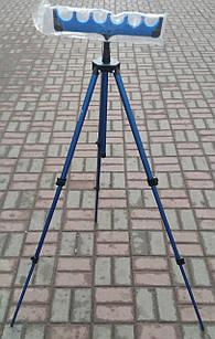 Подставка для удочек с телескоп треногой 1.8м
