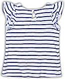 Детская футболка для девочки 1,5-2 года, 86-92 см Minoti, фото 2
