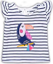 Детская футболка для девочки 1,5-2 года, 86-92 см Minoti