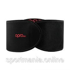 Пояс для поддержки спины OPROtec Back Support OSFM TEC5753-OSFM Черный