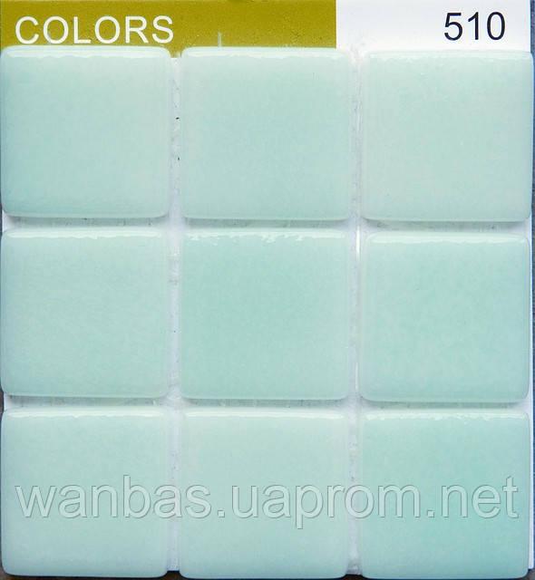 """Мозаика  Испанская """"Colors""""FOG NICE BLUE 510"""
