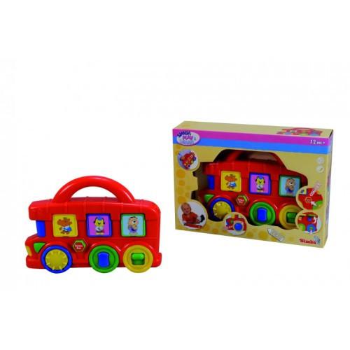 Школьный автобус ABC Simba Toys (4017447)