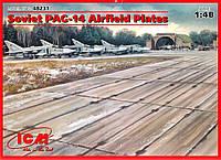 ICM 1/48 Soviet PAG-14 Airfield Plates